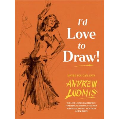 I'D Love To Draw (Hardcover)