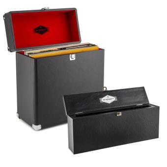 40 sur auna vinyl collector set rangement nettoyage machine laver valise vinyles. Black Bedroom Furniture Sets. Home Design Ideas