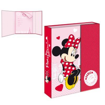 Carnet de voyage Minnie
