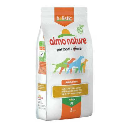 Almo Nature Chien Holistic Medium Poulet et riz 2 kg