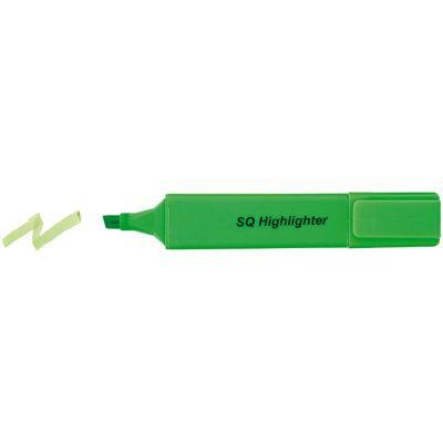 Surligneur large standard vert