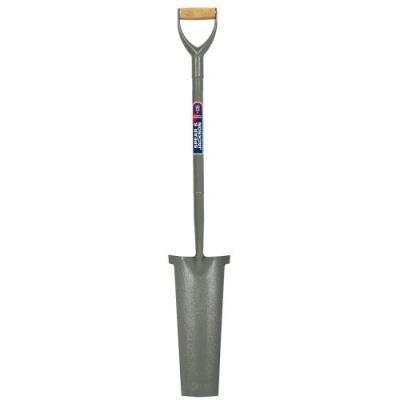 Spear & Jackson Newcastle Pelle Tubulaire En Acier 40 Cm