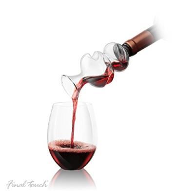 Aérateur de vin conundrum final touch wa80