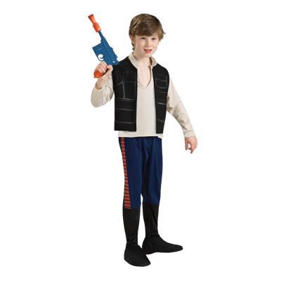 Déguisement Han Solo Star Wars? enfant 7 à 9 ans
