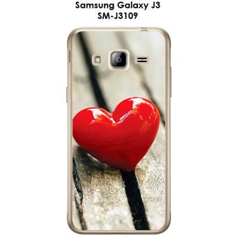 coque samsung j3 coeur