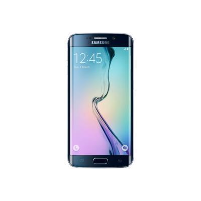 Samsung Galaxy S6 edge SM G925F saphir noir 4G LTE LTE Advanced 128 Go GSM smartphone