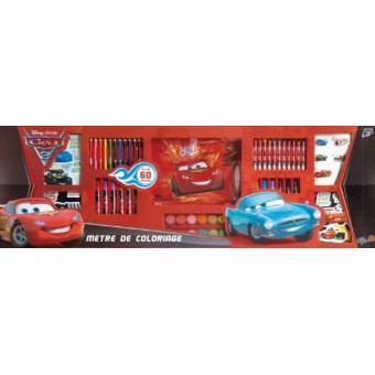 Jouceo Sas 38832 Loisir Creatif Set Metre De Coloriage Cars 2 Kit Creatif Achat Prix Fnac