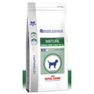 Royal canin veterinary care - senior consult mature small dog - 3,5 kg
