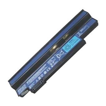 Visiodirect Batterie pour Acer Aspire One D255 AOD255 AL10A31 AL10B31 AL10G31 Blanc 11.1V 4400mAh