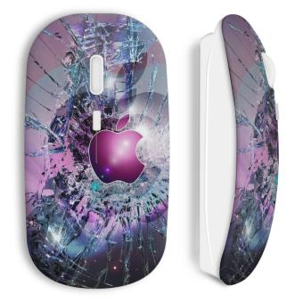 souris sans fil apple pink bris souris achat prix. Black Bedroom Furniture Sets. Home Design Ideas