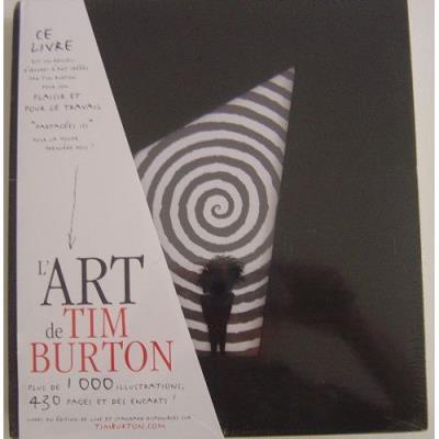 L'ART DE TIM BURTON - Edition simple Leah Gallo - Holly C Kempf