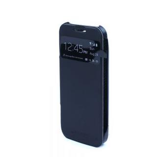 Coque de protection à rabat avec batterie intégrée pour Samsung GT-i9195 Galaxy S4 mini