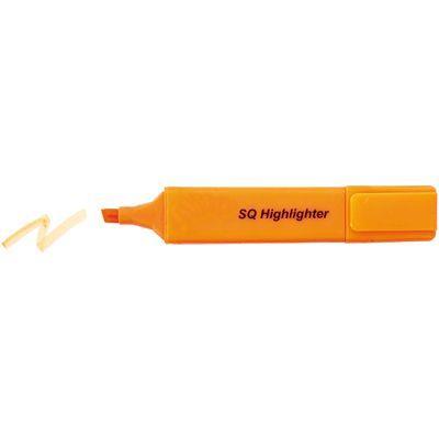 Surligneur large standard orange