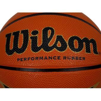 Ballon de basket wilson mvp traditional 5 series 11998 taille : 5