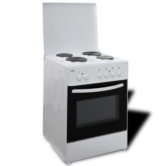 magasin d'usine a1c81 fdd1f Cuisinière électrique 4 plaques 60 x 60 cm - Achat & prix | fnac