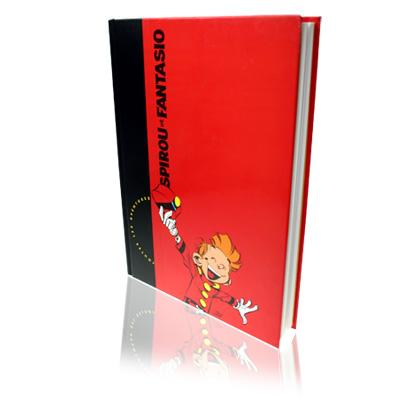 Spirou et Fantasio – Edition luxe « Rombaldi » - Tome 12