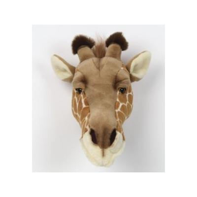 Bibib and Co - Peluche trophée girafe