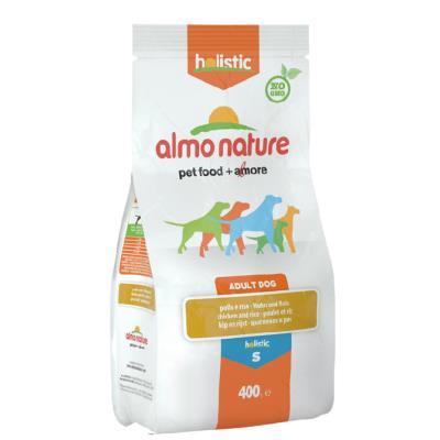 Almo Nature Chien Holistic Small Poulet et riz 400 grs