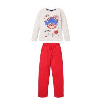 2605e24b75242 -2€ sur Miraculous LadyBug pyjama fille enfant - Gris - 8 ans, Vêtement  enfant, Top Prix   fnac