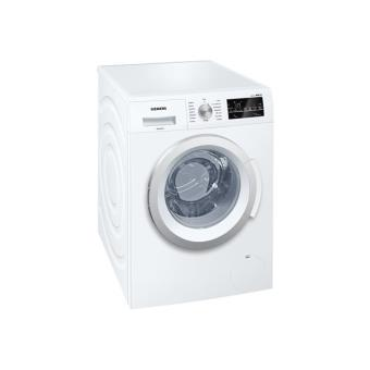 siemens iq500 wm14t450ff machine laver chargement frontal pose libre blanc achat. Black Bedroom Furniture Sets. Home Design Ideas