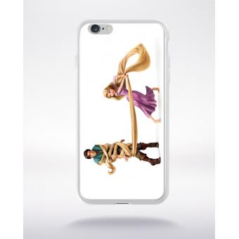 Coque transparente iphone 6 disney raiponce flynn