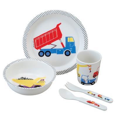 Coffret vaisselle 5 pièces : au chantier petit jour paris