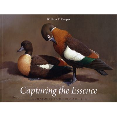 Capturing The Essence: Techniques For Bird Artists (Paperback)