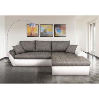 lolita canap dangle xxl convertible blanc gris fauteuils enfant achat prix fnac - Canape Xxl
