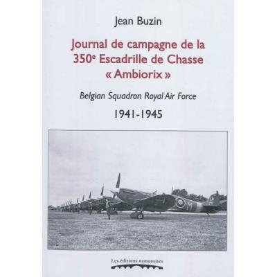 Journal De Campagne De La 350E Escadrille De Chasse Ambiorix : Belgian Squadron Royal Air Force, 194