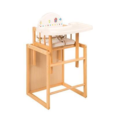 Roba baumann waldhochzeit chaise haute combinée