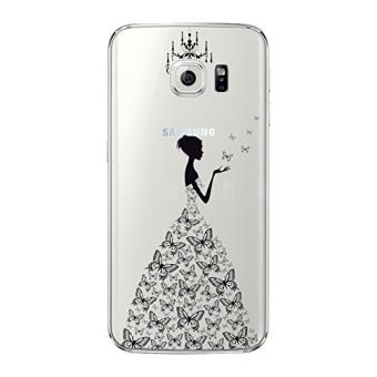 coque transparente galaxy s7 edge