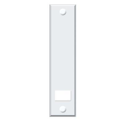 Schellenberg 13403 Boîtier Avec Trou Pour Enrouleur Blanc 21,5 Cm