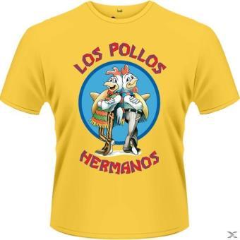 Breaking Bad - T-Shirt Los Pollos Hermanos (XL)
