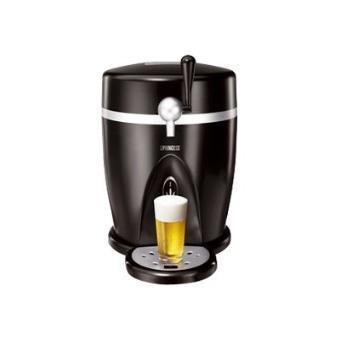 princess silver beer tap cooler fontaine bi re noir achat prix fnac. Black Bedroom Furniture Sets. Home Design Ideas
