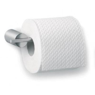 Dérouleur papier WC design DUO inox brossé Blomus