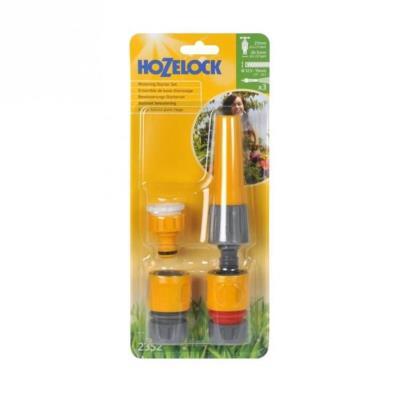Hozelock kit raccords ø 12,5 mm et 15 mm + lance