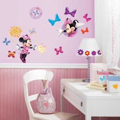 33 Stickers Minnie Mouse Disney