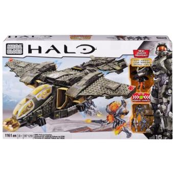 Halo Bloks Gunship Pelican 97129 Mega Unsc DEHeWIYb29