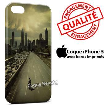 coque walking dead iphone 5