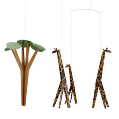 Mobile Girafes