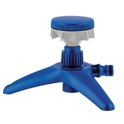 Tatay 0020601 Arroseur À Palettes Sur Base Plastique Bleu Dimensions 18 X 16,5 X 11 Cm