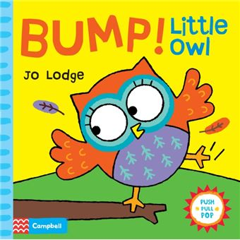 Bump! little owl