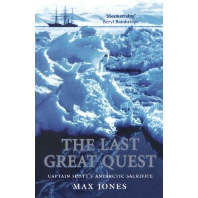 Last Great Quest Max Jones