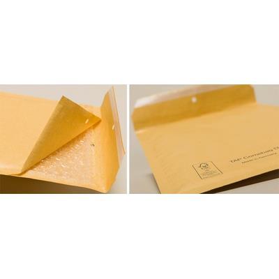 Tap cd-luftpolster-versandtaschen comebag, typ cd, braun 81011200
