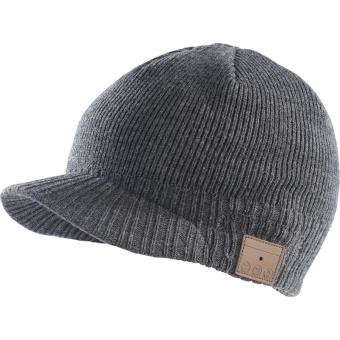bonnet visi re bluetooth avec micro casque int gr gris casque filaire achat prix fnac. Black Bedroom Furniture Sets. Home Design Ideas