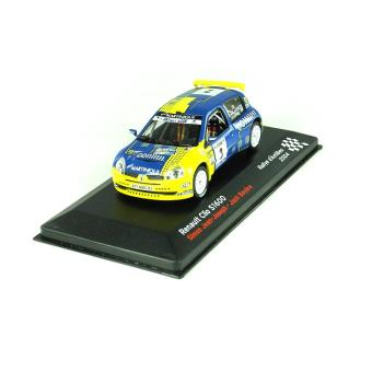 renault clio s1600 2004 antibes 1 43 jean joseph dioramas achat prix fnac. Black Bedroom Furniture Sets. Home Design Ideas