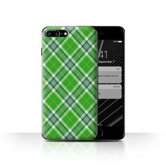 coque iphone 7 tartan
