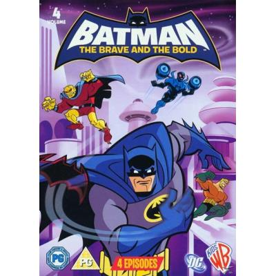 Batman the brave and the bold vol.4