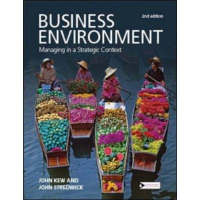 Business Environment: Managing in a Strategic Context