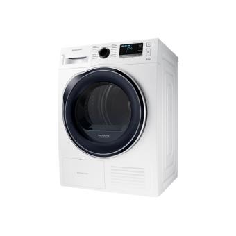 samsung dv80k6010cw s che linge chargement frontal pose libre blanc achat prix fnac. Black Bedroom Furniture Sets. Home Design Ideas